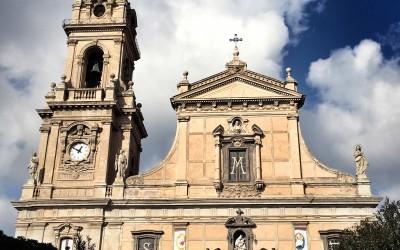 Conclusione Giubileo della Misericordia nel Santuario Giubilare di S. Maria dell'Elemosina in Biancavilla