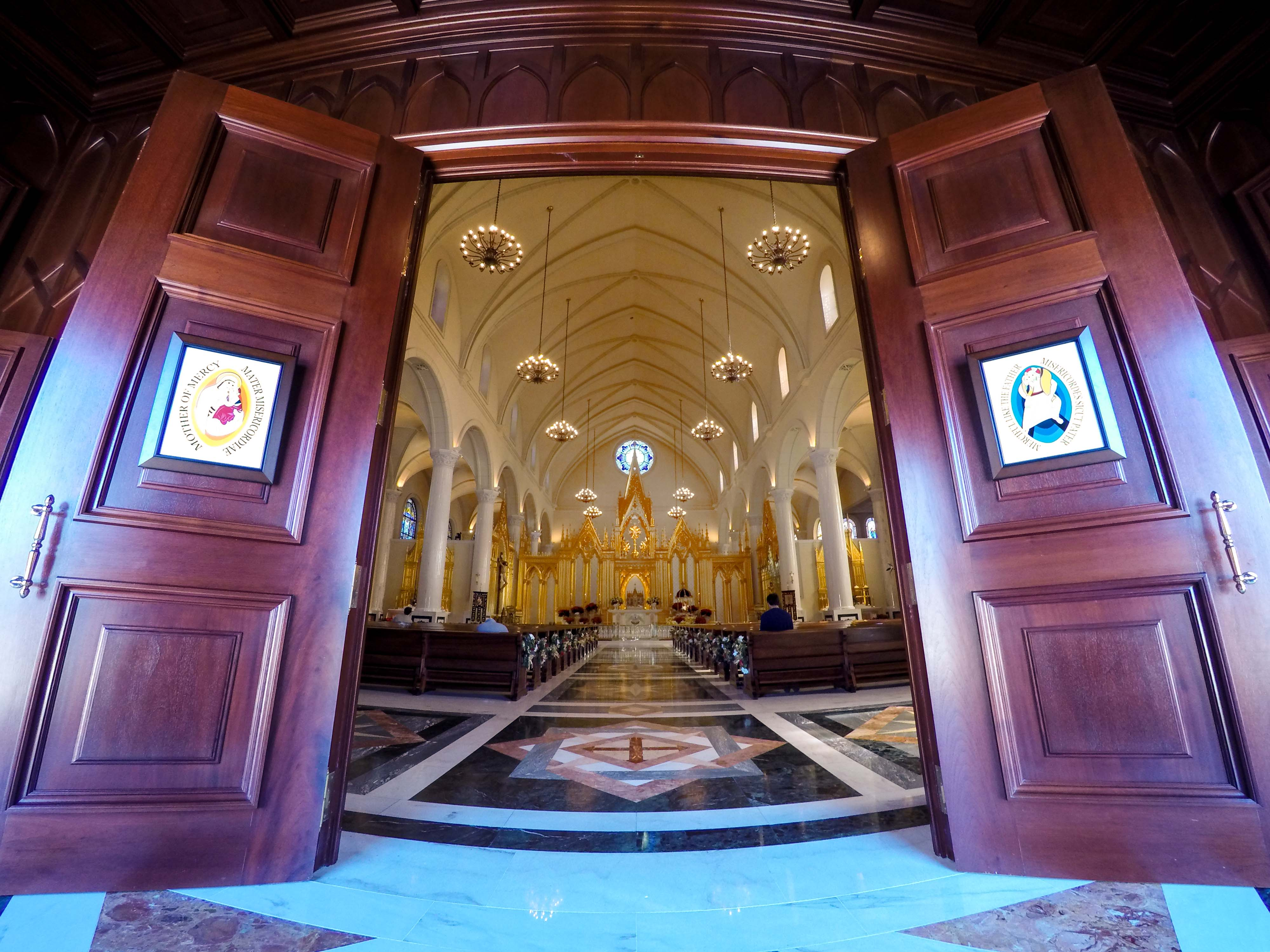 Santuario del SS. Sacramento - Hanceville Alabama