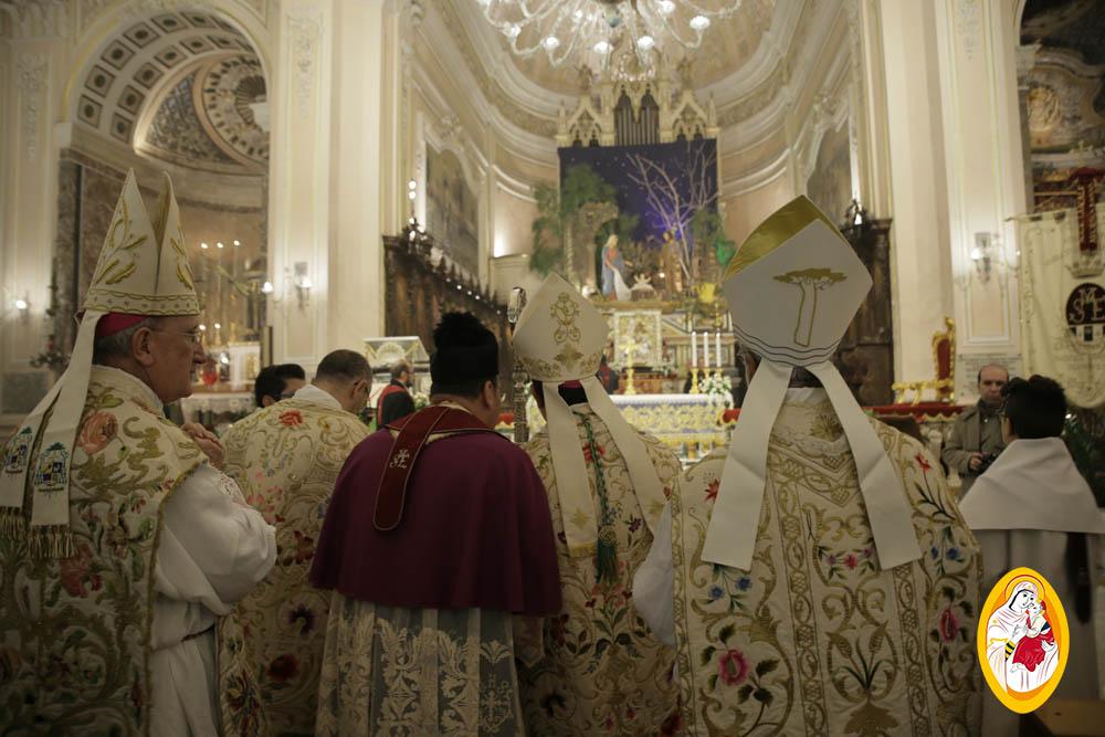 Processione straordinaria dell'Icona di Maria SS. dell'Elemosina, Madre della Misericordia