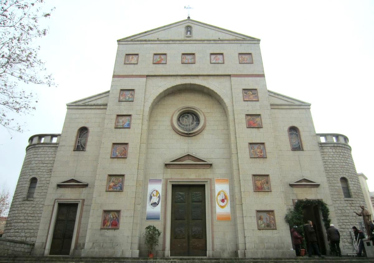 Chiesa Madonna delle Grazie - Nuoro