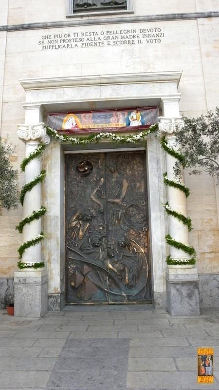 Santuario Madonna della Milicia - Palermo