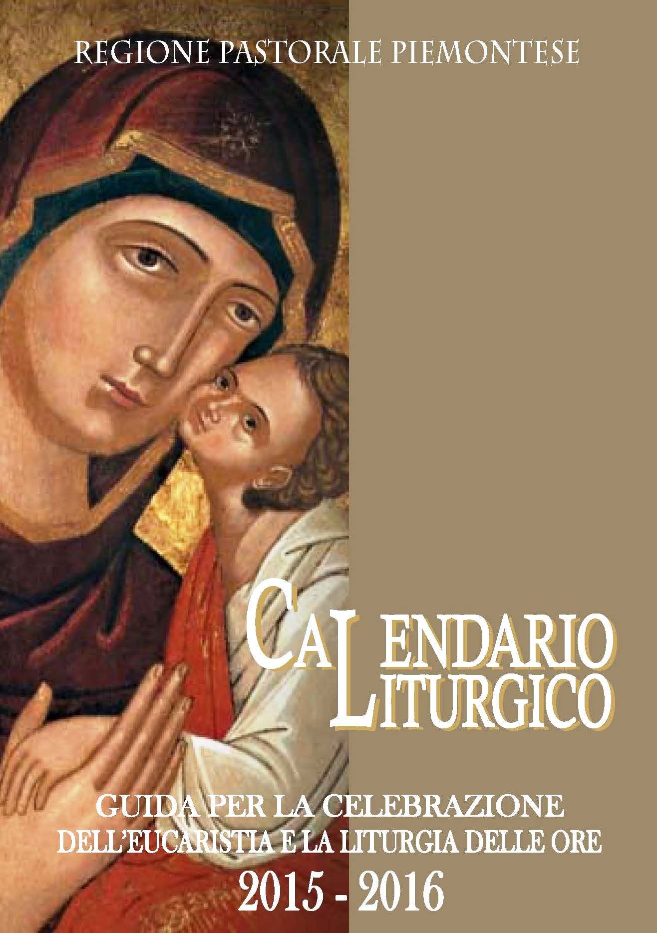 Calendario liturgico regione pastorale Piemontese