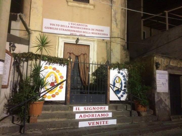 Chiesa san Gaetano - Biancavilla