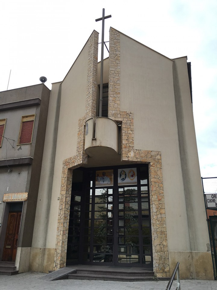 Chiesa Cuore immacolato di Maria - Adrano