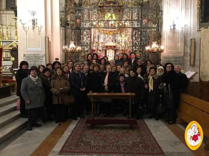 Pellegrinaggio diocesano delle Figlie di S. Angela Merici
