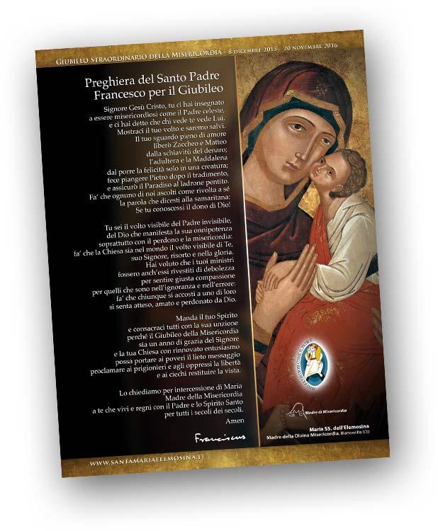 Preghiera del Giubileo