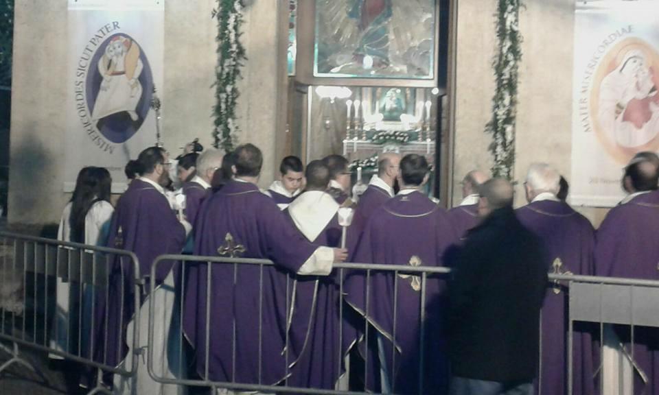 Santuario della Madonna della Ravanusa - Apertura anno giubilare