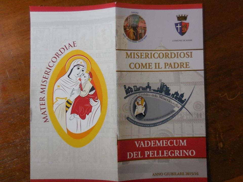 Vademecum del pellegrino Assisi