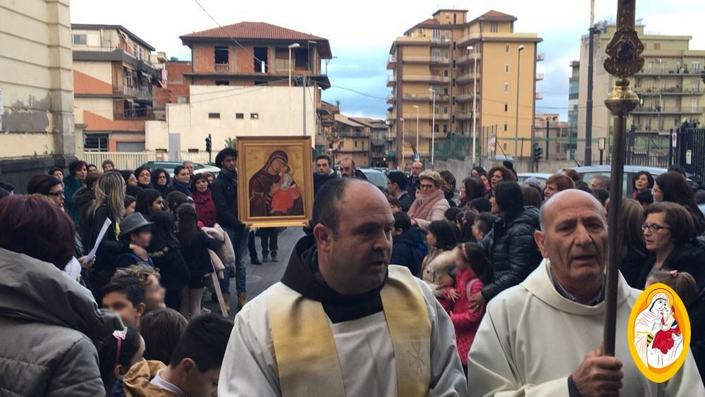 """Peregrinatio dell'Icona della Madonna dell'Elemosina – Convento """"S. Francesco d'Assisi"""""""