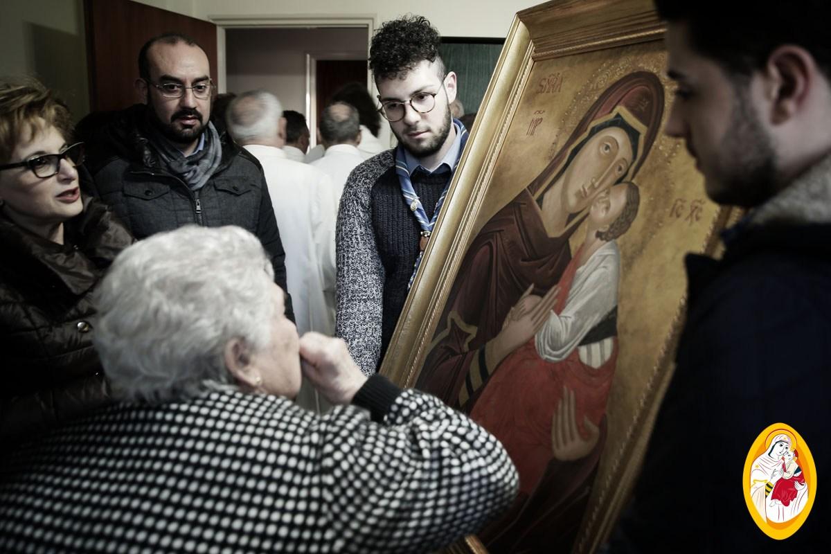 Peregrinatio dell'Icona della Madonna dell'Elemosina – Parrocchia SS. Salvatore
