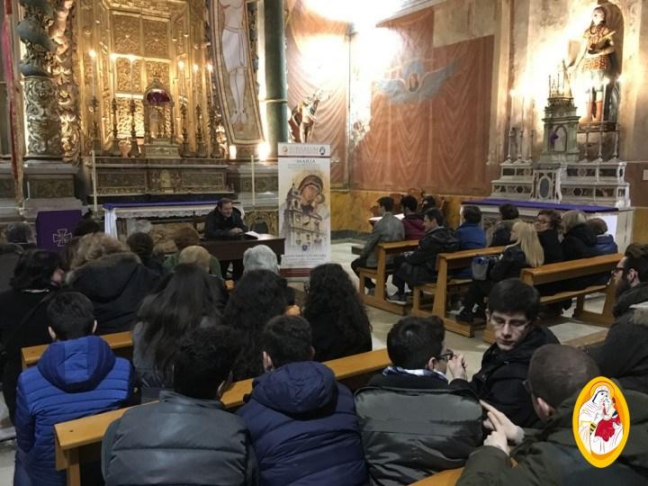 """""""La Misericordia nella Sacra Scrittura"""". Catechesi del biblista Don Nino La Manna"""