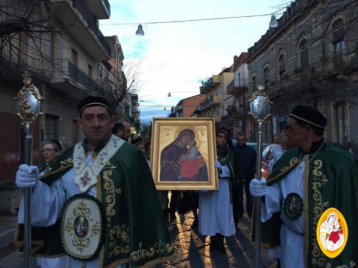 Peregrinatio dell'Icona della Madonna dell'Elemosina – Parrocchia S. Maria dell'Idria