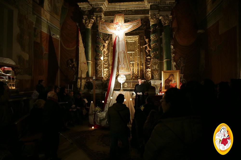 """Liturgia penitenziale """"24 ore per il Signore"""""""