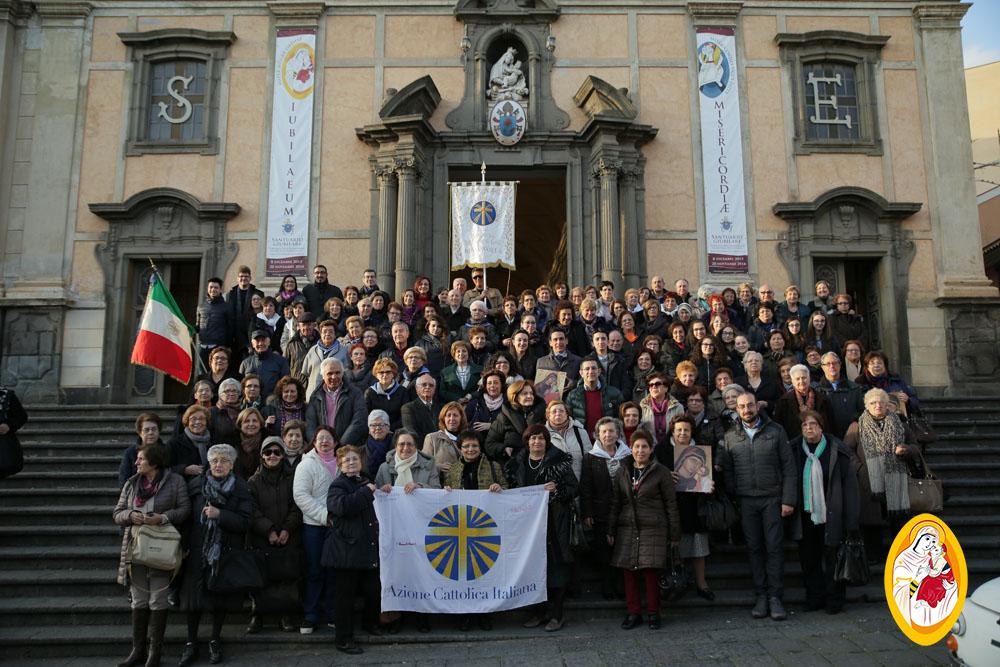 Ritiro diocesano di Azione Cattolica e Pellegrinaggio giubilare