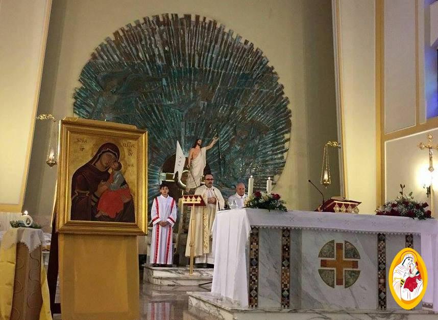 Peregrinato dell'Icona della Madonna dell'Elemosina – Parrocchia S. Cuore di Gesù