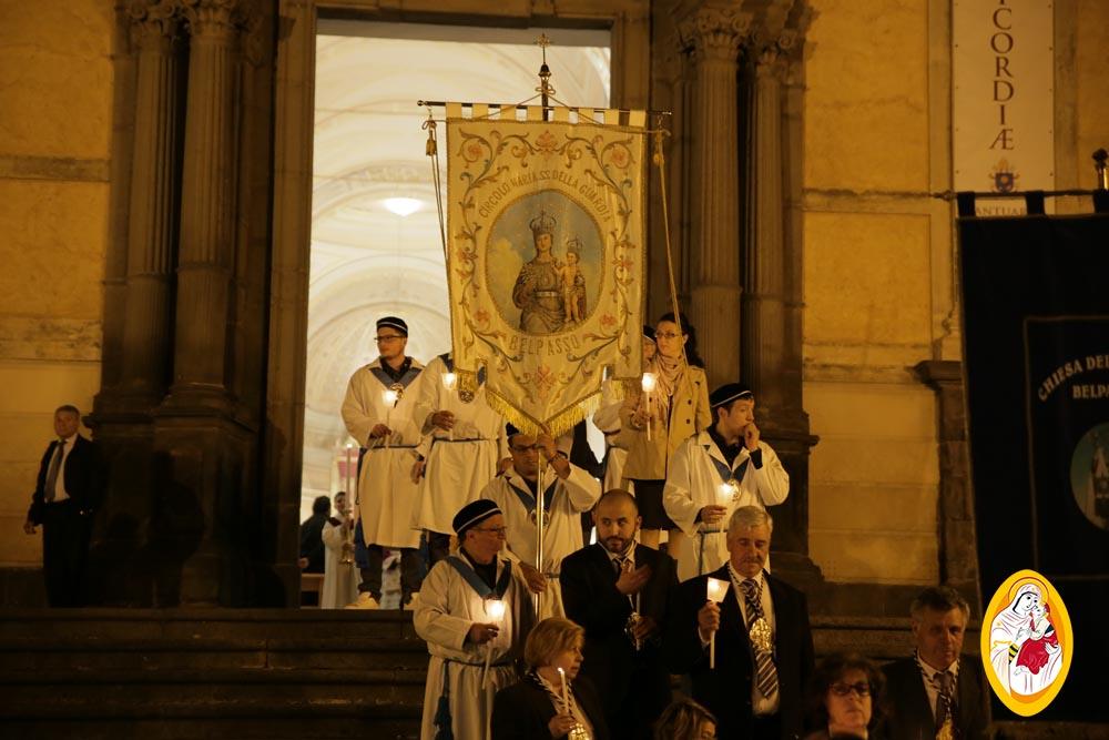 Pellegrinaggio delle Aggregazioni mariane dell'Arcidiocesi di Catania