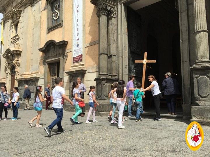 Giubileo del Catechismo con la Madre della Misericordia