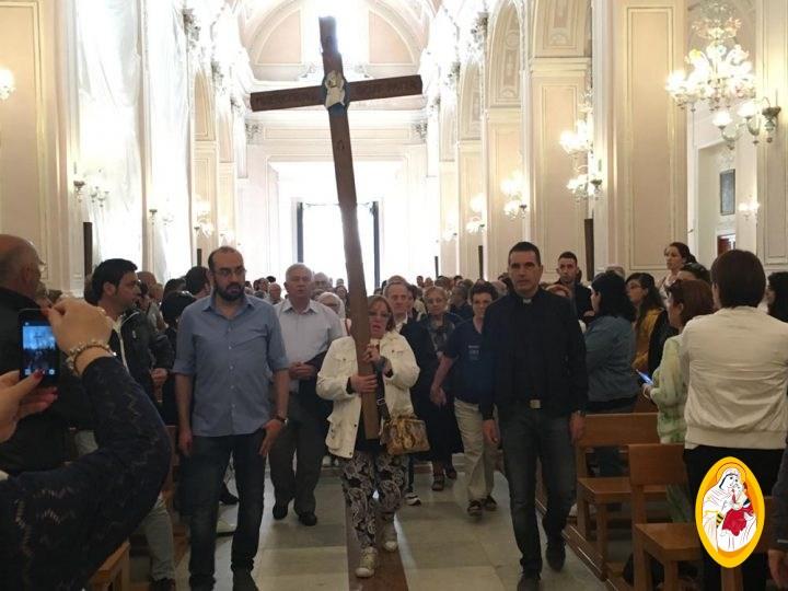 Pellegrinaggi delle Comunità parrocchiali di Gela e Monterosso Almo