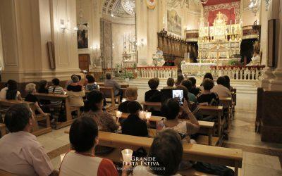 La festa della Madonna dell'Elemosina giunge al clou: Misericordia celebrata e vissuta