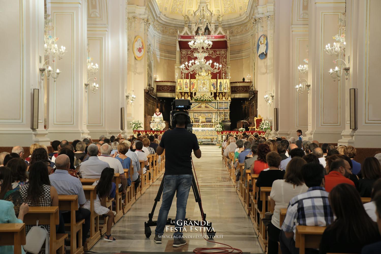 Solennità di Maria SS. dell'Elemosina – Celebrazione eucaristica in diretta nazionale