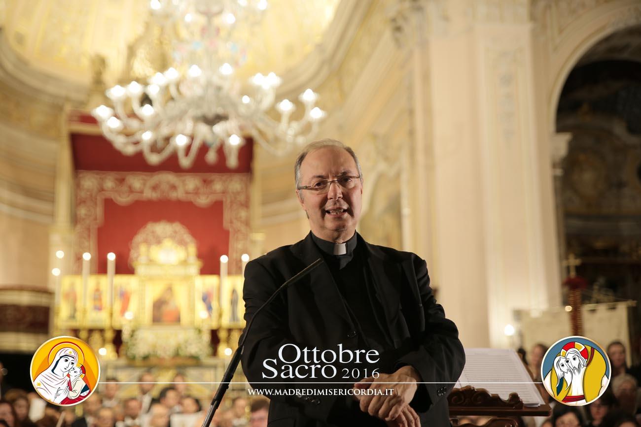 Eterna è la sua Misericordia. Gran Concerto Corale con Mons. Marco Frisina