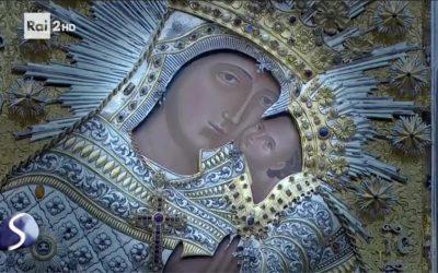 """""""Sulla via di Damasco"""". La Madonna dell'Elemosina nella trasmissione di Rai2"""