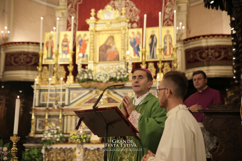 CELEBRAZIONE EUCARISTICA presieduta da S. E. Rev.ma Mons. Mario Enrico DELPINI, Vicario Generale dell'Arcidiocesi Metropolitana di Milano