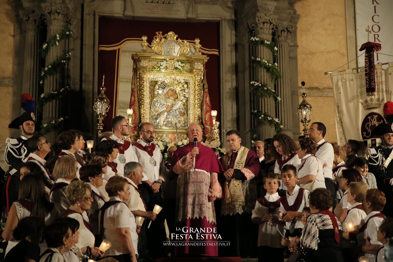 Solennità di Maria SS. dell'Elemosina – Processione