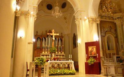 La Madonna dell'Elemosina a Latiano (Br) per la Settimana diocesana della Misericordia