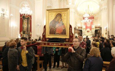 Chiusura Giubileo della Misericordia nel Santuario mariano di Biancavilla