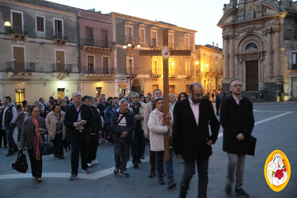Pellegrinaggio della Comunità parrocchiale di San Nicola di Bari in Ganzirri (Me)